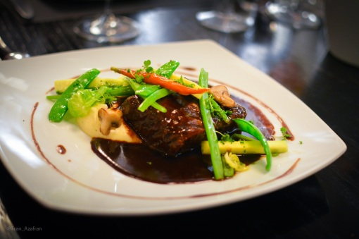 Short Rib Bourguignon