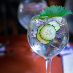 Seymour (Gin, Tonic, Shizo, Pepino Japonés)