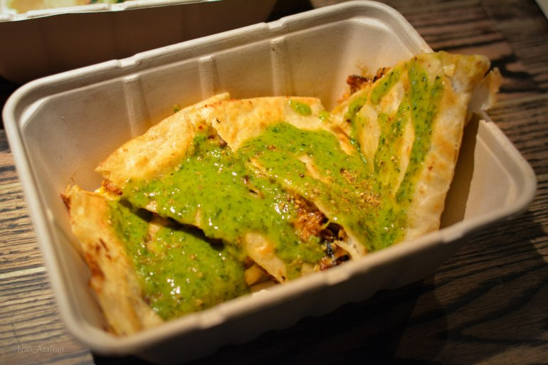 Blackjack Quesadilla